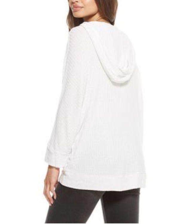Chaser Lace Up Sweatshirt