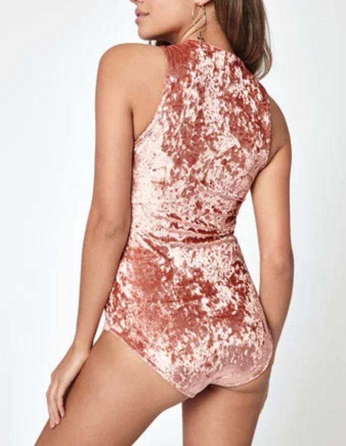 Velvet Bodysuiti