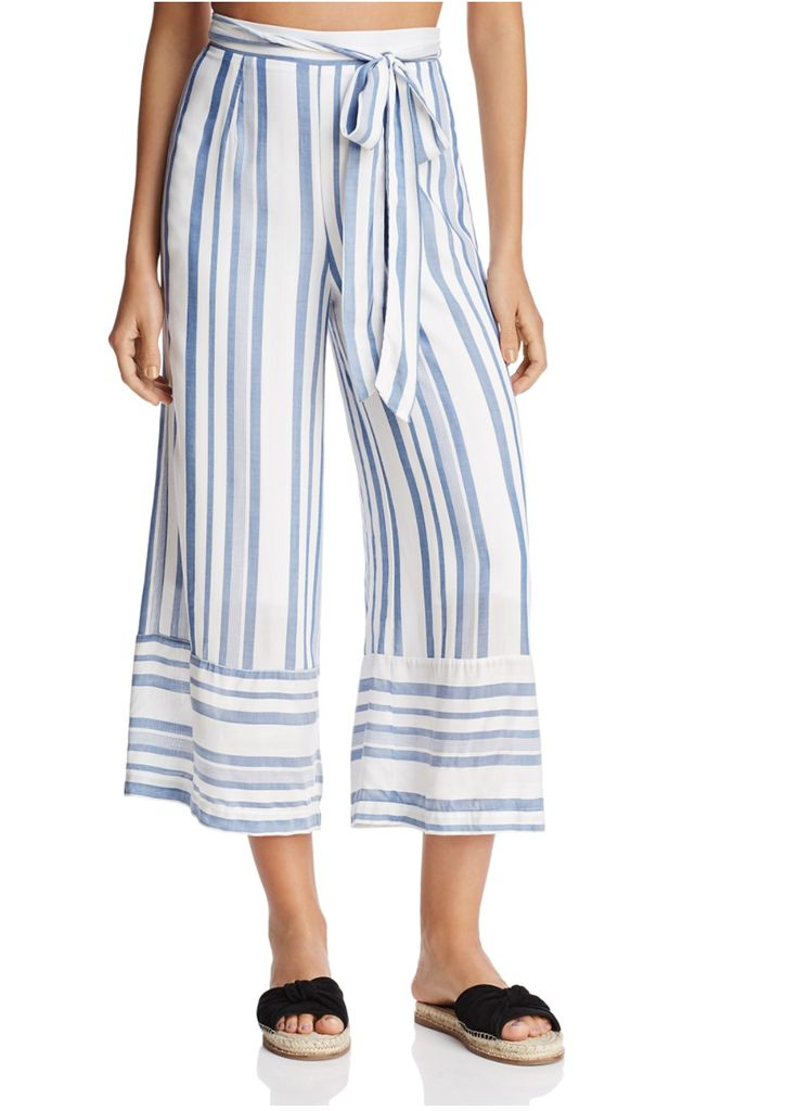 Striped Koolat Pants