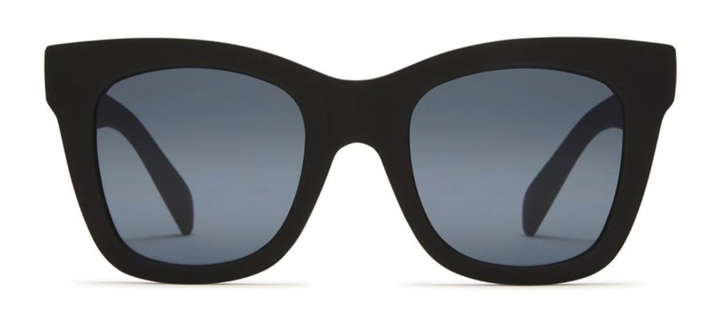 Matte Black Sunnies