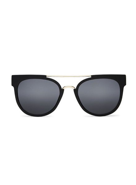 Black & Gold Sunglasses