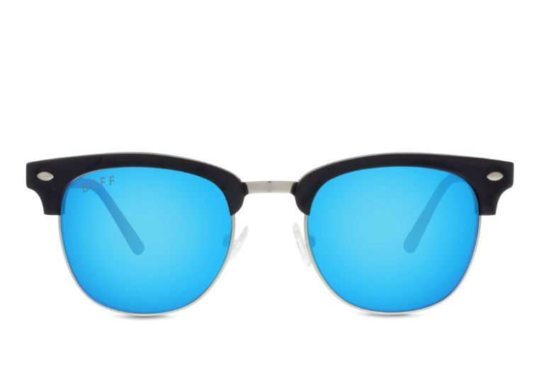 DIFF Electric Blue Sunnies