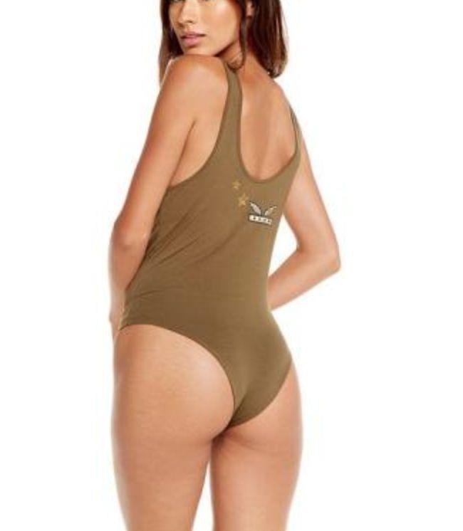 Chaser Military Bodysuit