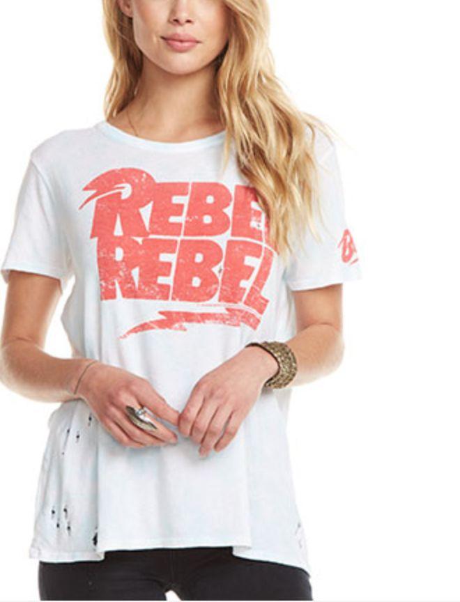 Chaser Rebel Rebel Tee