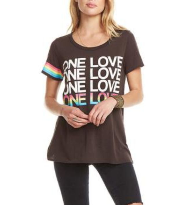 Chaser One Love Tee