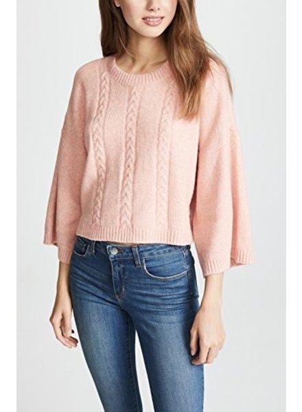 BB Dakota Cropped Sweater