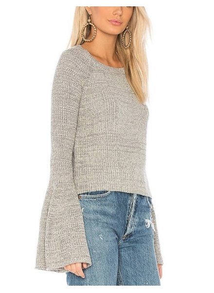 BB Dakota Bell Sleeve Sweater