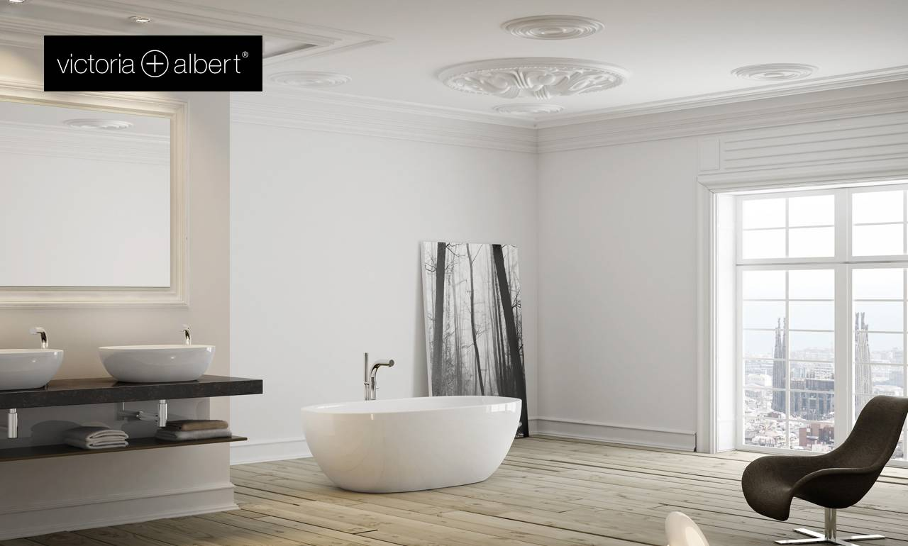Victoria + Albert Bath Collection