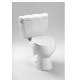 Toto Toto Eco Drake Toilet Round Cotton