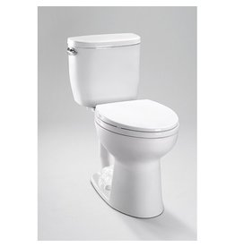 Toto Toto Entrada Elongated Toilet - Cotton