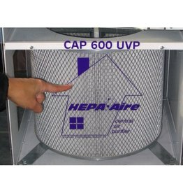 Abatement Abatement S3 HEPA Filter