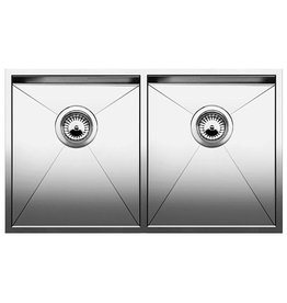 Blanco Blanco 401247 Quatrus U2 Double Sink Undermount