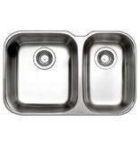 Blanco Blanco 400006 Essential U 1.5 Double Undermount Kitchen Sink