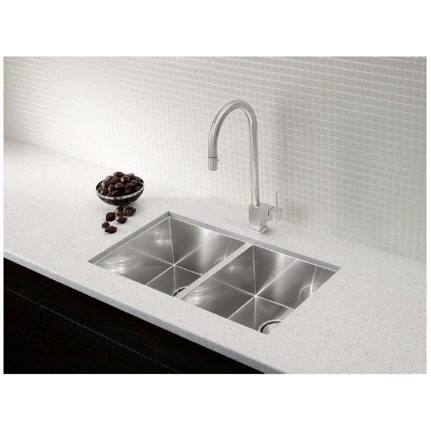 Blanco 401247 Quatrus U 2 Undermount Sink Home Comfort