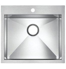 Blanco Blanco 400380 Precision Microedge 1 Le S/S Sink 22X20