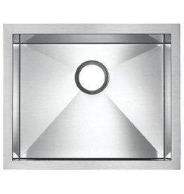 Blanco Blanco 400386 Precision MicroEdge Single Topmount Kitchen Sink
