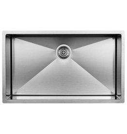 Blanco Blanco 400469 Radius 10 U 1 Super Single Steelart Sink 32X18