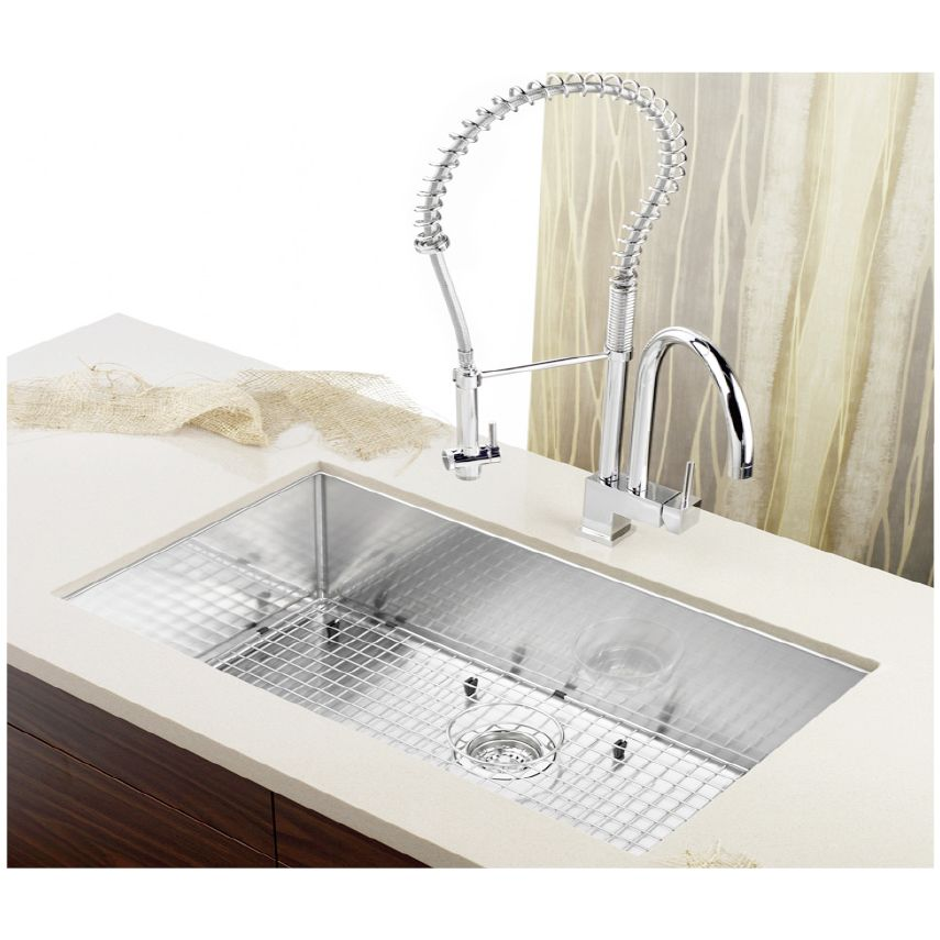 ... Blanco Blanco 400469 Radius 10 U Super Single Undermount Kitchen Sink  ...