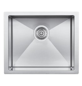 Blanco Blanco 400304 Radius 10 U Stainless Steel Undermount Bar Sink
