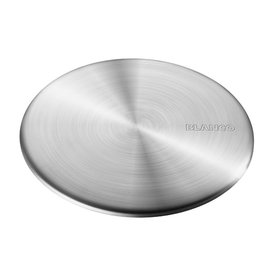Blanco Blanco Capflow Strainer Cover, Stainless Steel