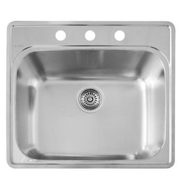 Blanco Blanco Essential Utility Sink (4 Holes)