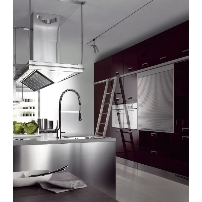 Charmant ... Hansgrohe Hansgrohe 39840001 Axor Citterio Semi Pro Kitchen Faucet  Chrome