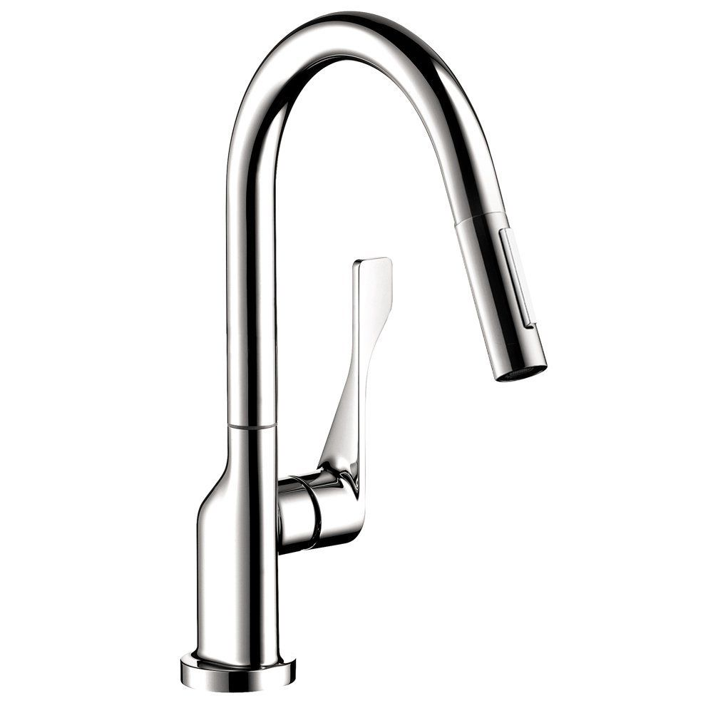 Hansgrohe 39836001 Axor Citterio Prep Kitchen Faucet - Home Comfort ...
