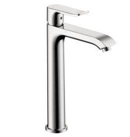 Hansgrohe Hansgrohe 31183001 Metris 200 Single Hole Faucet Tall Chrome