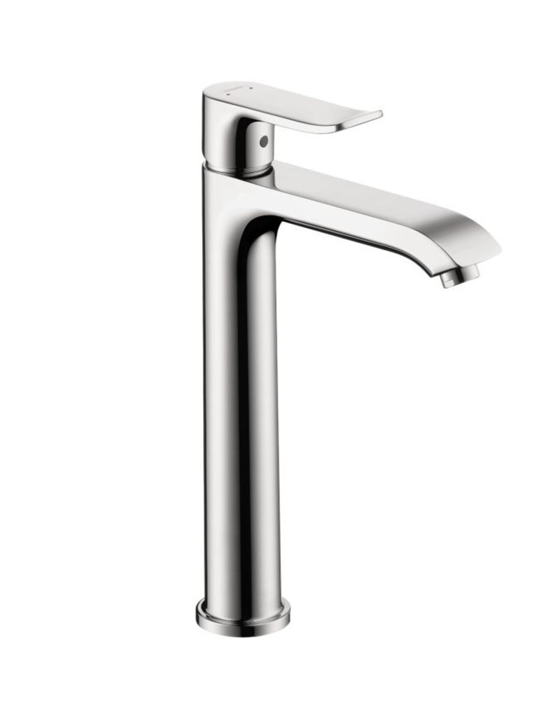 Hansgrohe 31183001 Metris 200 Single Hole Faucet Tall