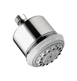 Hansgrohe Hansgrohe 28496001 Clubmaster 3 Jet Showerhead Chrome