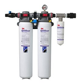3M 3M DP290 Dual Port Manifold Filter System with Shut Off Valve