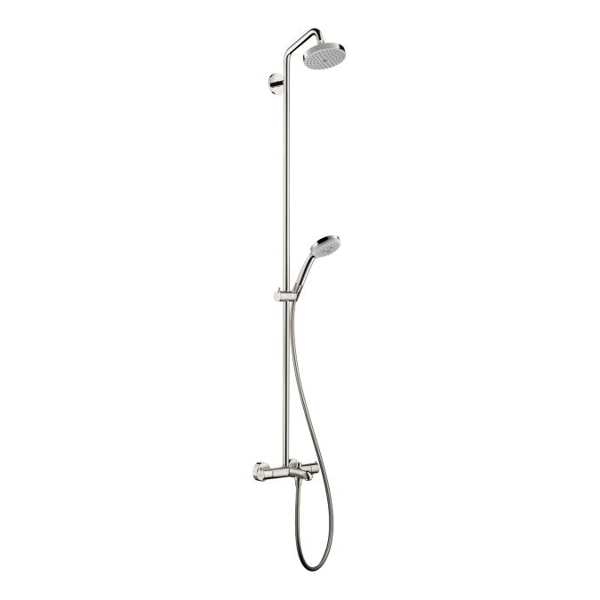 Hansgrohe 27143821 Showerpipe Tub/Shower - Home Comfort Centre