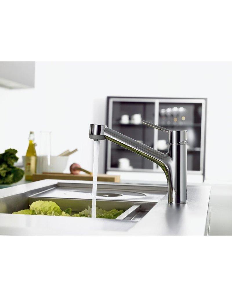 hansgrohe 06462000 talis s kitchen faucet home comfort. Black Bedroom Furniture Sets. Home Design Ideas