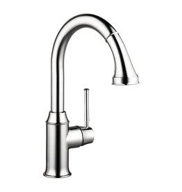 Hansgrohe Hansgrohe 04215000 Talis C HighArc Kitchen Faucet Chrome