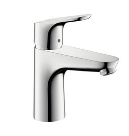 Hansgrohe Hansgrohe 04371000 Focus 100 Single Hole Faucet Chrome