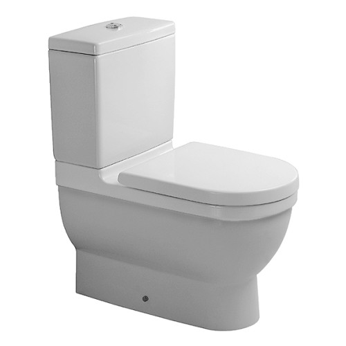 duravit 0128090000 starck 3 close coupled toilet home comfort centre. Black Bedroom Furniture Sets. Home Design Ideas