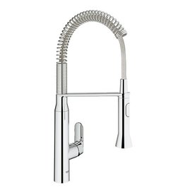 Grohe Grohe 31380000 K7 Medium Kitchen Faucet Chrome