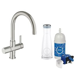 grohe 40405000 blue carafe home comfort centre. Black Bedroom Furniture Sets. Home Design Ideas
