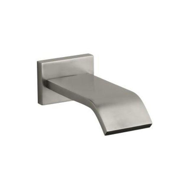 Kohler Kohler 14676BN Loure Wall Mounted Bath Spout Brushed Nickel