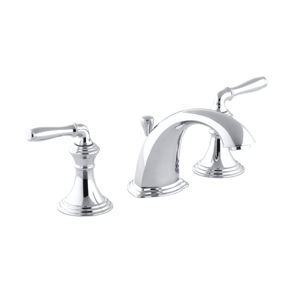 Kohler K394 Devonshire Widespread Bathroom Sink Faucet - Home ...