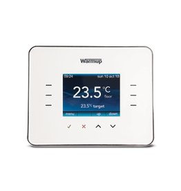 Warmup Warmup 3iE Thermostat - White
