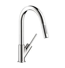 Hansgrohe Hansgrohe 10824001 Axor Starck Higharc Prep Kitchen Faucet Chrome