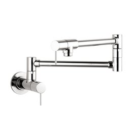 Hansgrohe Hansgrohe 10859001 Axor Starck Wall Mounted Pot Filler Chrome