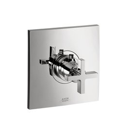 Hansgrohe Hansgrohe 39716001 Axor Citterio Thermostatic Trim With Cross Handle Chrome