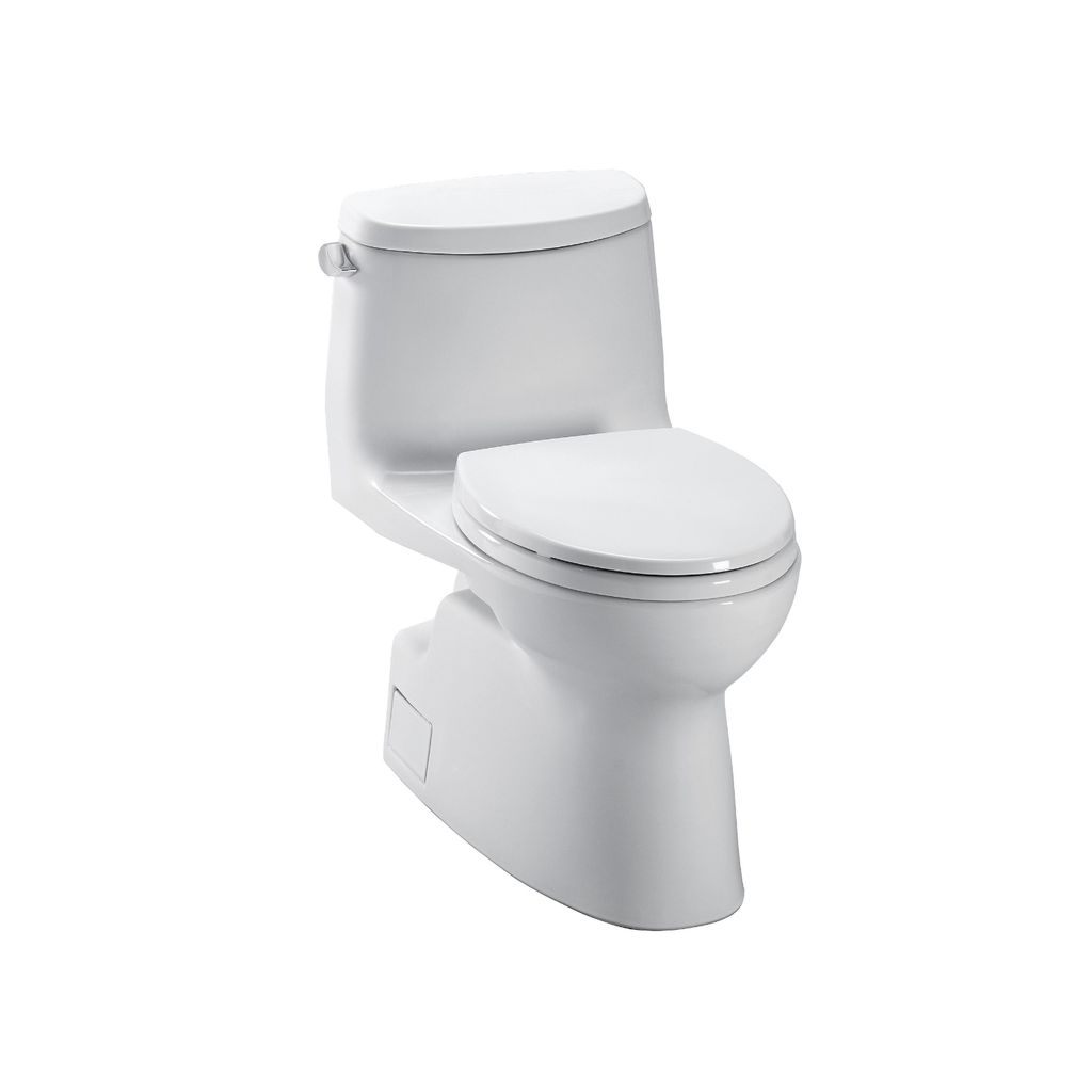 TOTO MS614114CEFG Carlyle II Toilet Colonial White - Home Comfort Centre