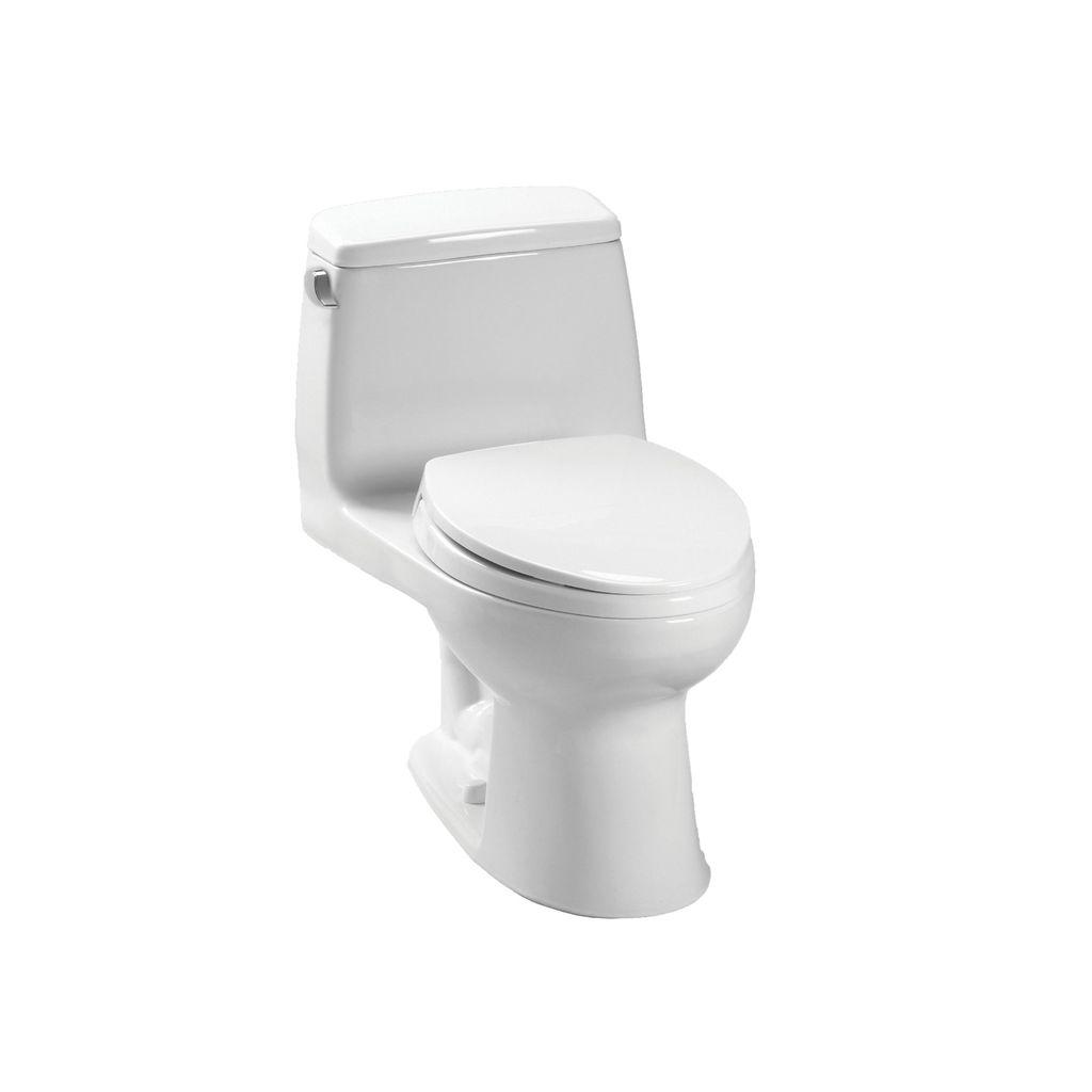 Toto MS854114EL Eco Ultramax Toilet Elongated ADA - Home Comfort Centre