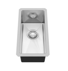 Kindred Kindred 18 Gauge Designer Series Accessory Rail Single Undermount Sink