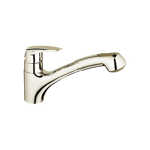 Grohe 33330dce Eurodisc Kitchen Faucet Pull Out Dual Spray