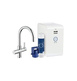 Grohe Grohe 31251001 Blue Chilled and Sparkling Chrome