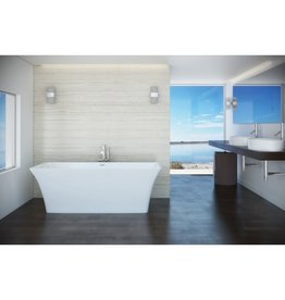 Mirolin Mirolin CF1012 Skye Freestanding Bath Tub